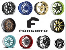 Forgiato (High-End + Forged)