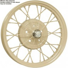 21x3 - 5x5.5 Ford A Wire Wheel Adjustable